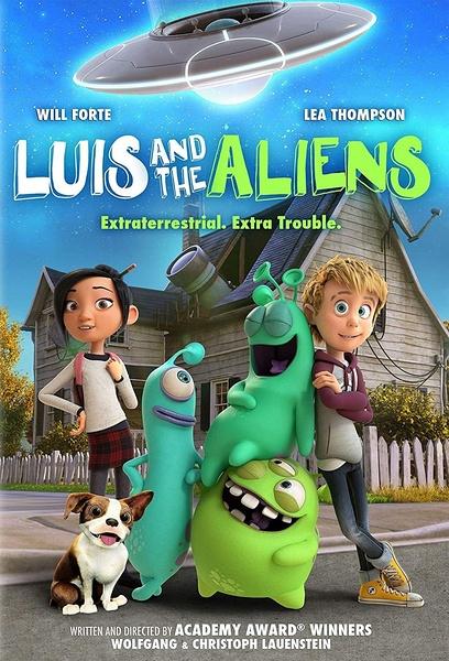 路易斯与外星人(Luis