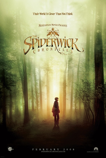 奇幻精灵事件簿(The Spiderwick Chronicles)