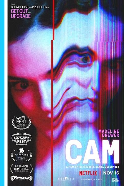 禁入直播(Cam)