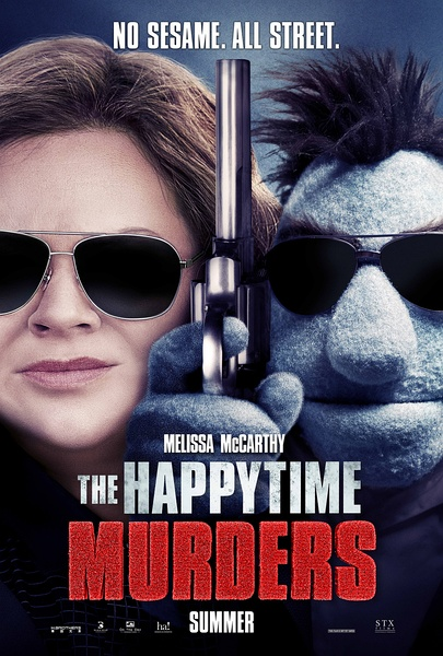 欢乐时光谋杀案(The Happytime Murders)