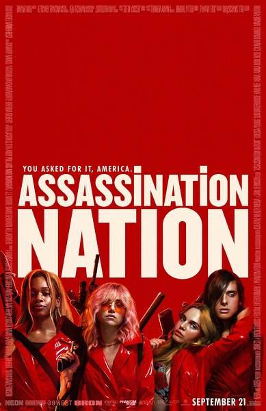 暗杀国度(Assassination Nation)