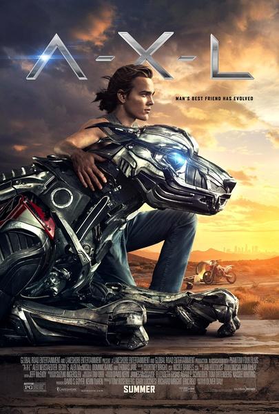 机器猛犬 (A.X.L)