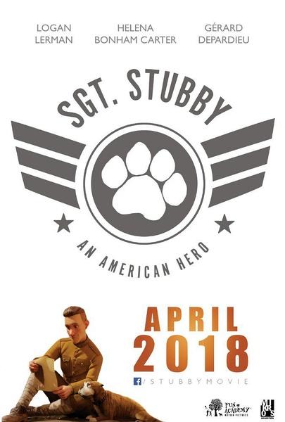 斯塔比中士:一个美国英雄 (Sgt. Stubby: An American Hero)