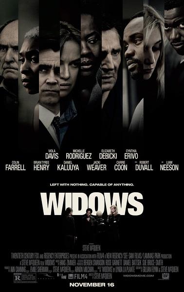 寡妇联盟(Widows)