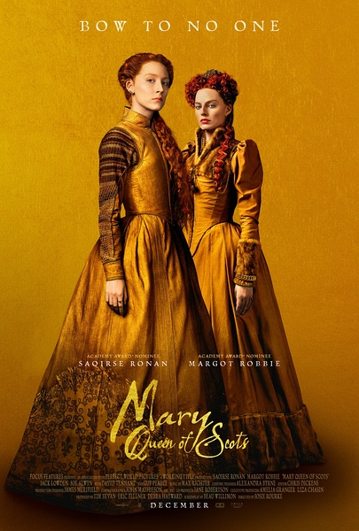 玛丽女王(Mary Queen of Scots)