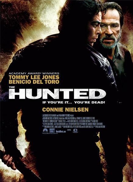猎捕游戏(The Hunted)