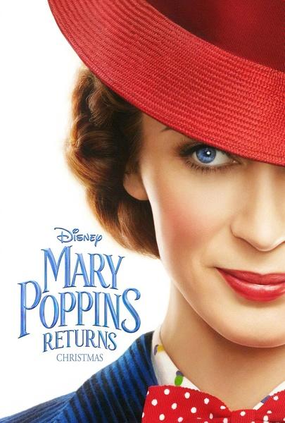 欢乐满人间2(Mary Poppins Returns)
