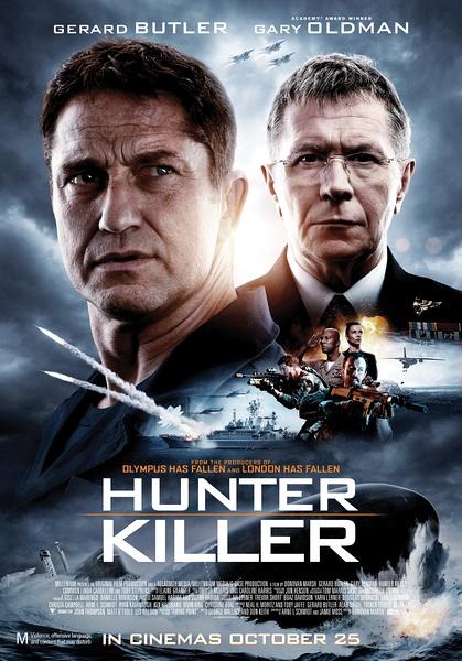 冰海陷落(Hunter Killer)