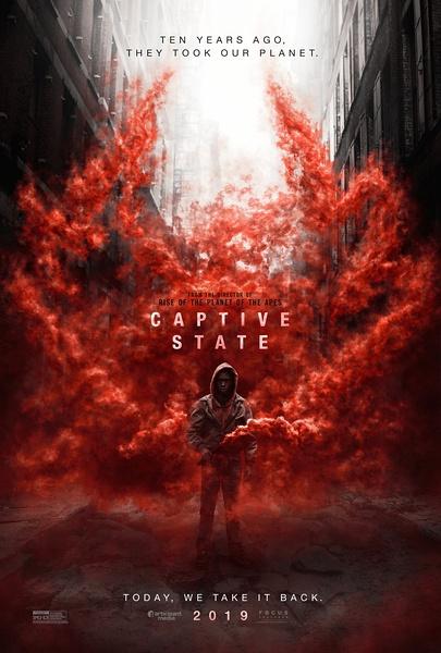 俘虏国度(Captive