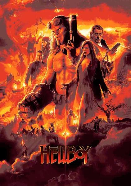 地狱男爵:血皇后崛起(Hellboy)