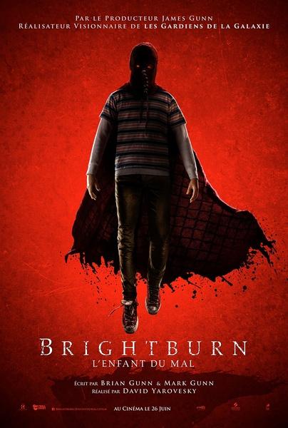 魔童(Brightburn)