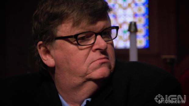 迈克尔·摩尔 Michael Moore