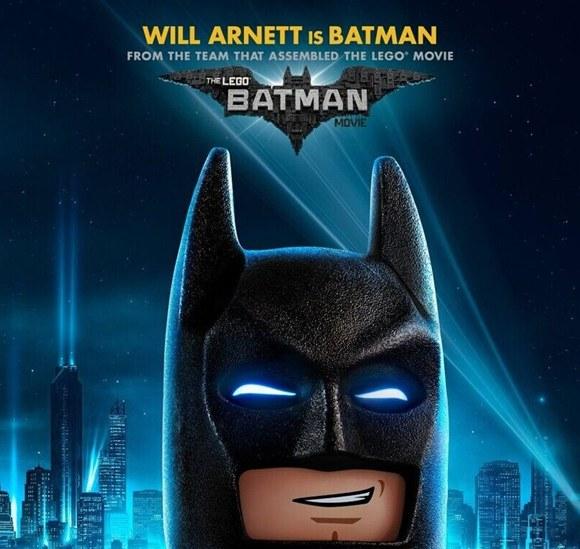 《乐高蝙蝠侠》曝光人物海报 蝙蝠侠小丑女亮相
