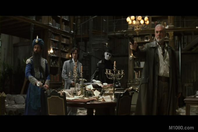 天降奇兵(The League of Extraordinary Gentlemen)5
