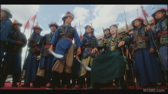 太极张三丰(the tai-chi master)_高清电影tm