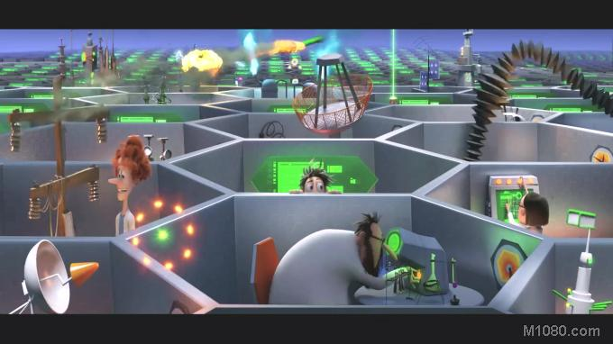 3D天降美食(Cloudy with a Chance of Meatballs)5