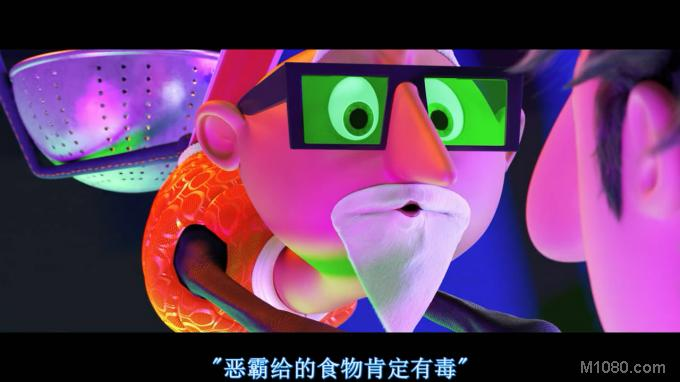 3D天降美食(Cloudy with a Chance of Meatballs)3
