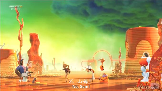 3D天降美食(Cloudy with a Chance of Meatballs)1