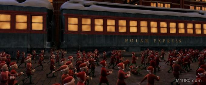 3D极地特快(The Polar Express)1