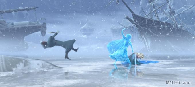 3D冰雪奇缘(Frozen)3