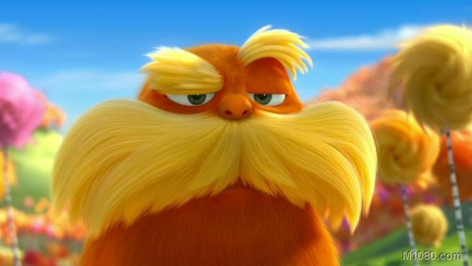 3D老雷斯的故事(The Lorax)5