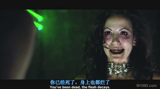 僵尸脱舞娘电影完整版