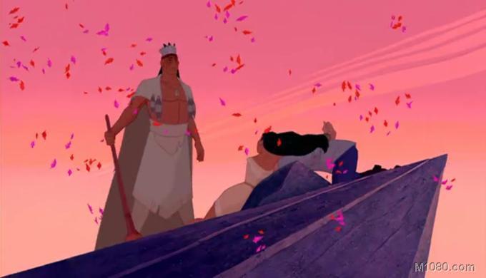 制度电影动画片本片是迪士尼1995年介绍的《风中奇缘》高清电影出品续集英文分级图片