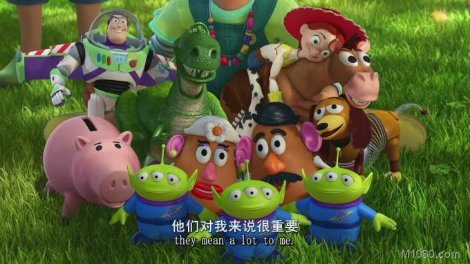 玩具总动员3 1080p 下载