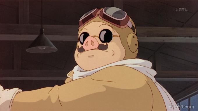 红猪porco rosso(1993)