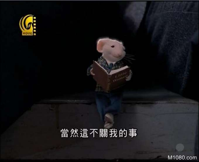 精灵鼠小弟(Stuart Little)0